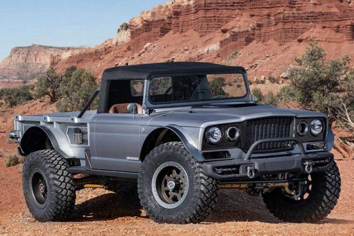 雖然Jeep Wrangler和Gladiator能裝入Hellcat的引擎,但似乎沒有量產的可能