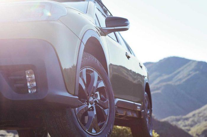 2020 Subaru Outback釋出2張預覽照!