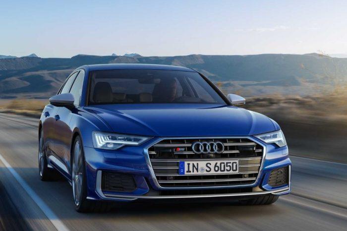 2020 Audi S6和S7雙雙登場!獲得了新的TDI和TFSI動力系統