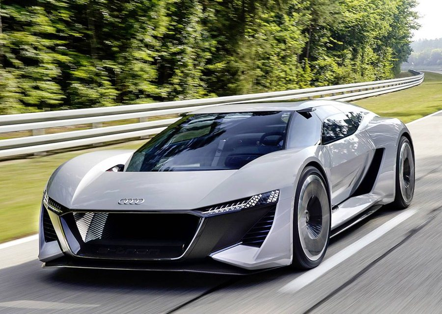 2022 Audi E-Tron GTR電動超跑將是R8的繼任車款?