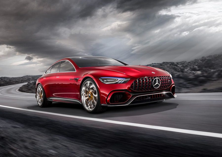Mercedes-AMG自2021年以後推出的車款都將搭載不同程度的電動動力