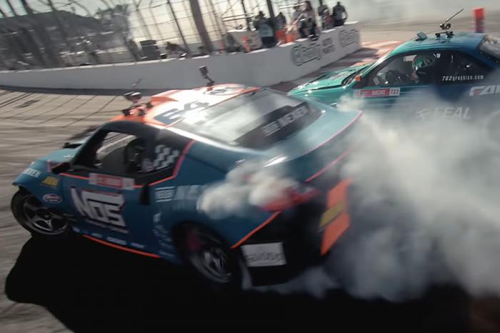 最強無人機視角看甩尾方程式賽車!這是電玩吧?