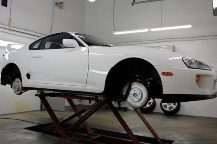 25年自排Toyota Supra要賣380萬!不如買全新的?