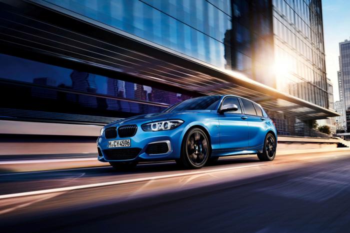擁有掀背後驅好機會!BMW 1系列Conquest Edition限量上市!