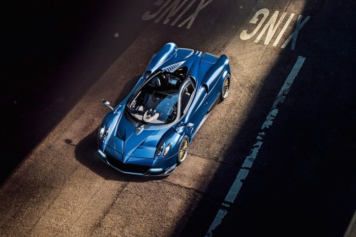 Pagani宣告本月可能會推出新的One-Off Huayra