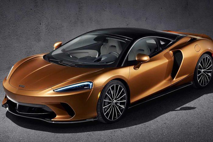 GT皮、超跑骨!McLaren發表「GT」