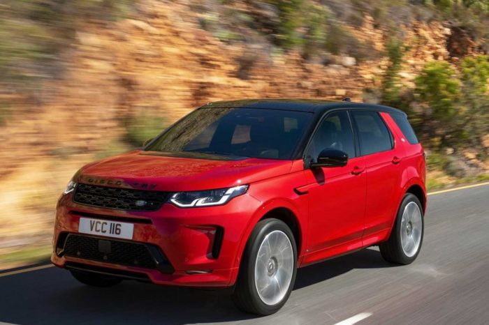 2020 Land Rover Discovery Sport挾帶著更多科技配備發表了