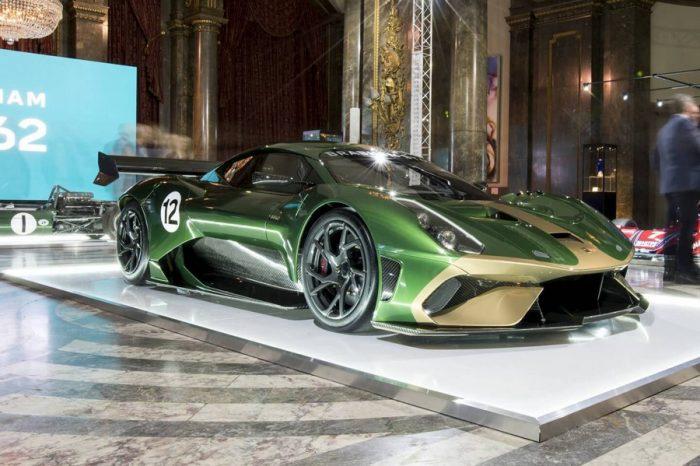 Brabham據稱正在打造可合法上路的超級跑車,可能於2022年發表
