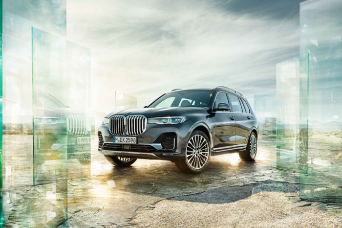 重新定義頂級旗艦 BMW X7正式上市!