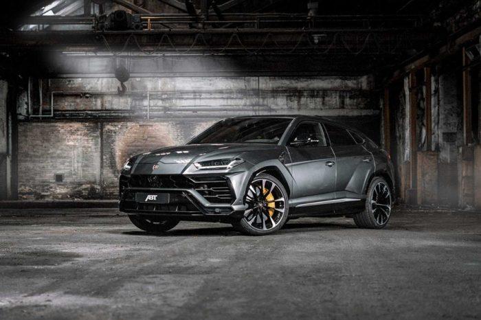德意志血統入注!由ABT改造的Lamborghini Urus