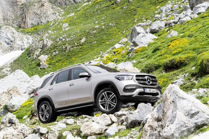 全新第四代賓士Mercedes-Benz GLE 即日起開放預購