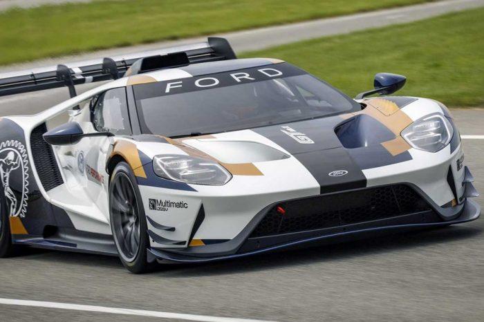 完全解除限制的賽車─Ford GT Mk II發表