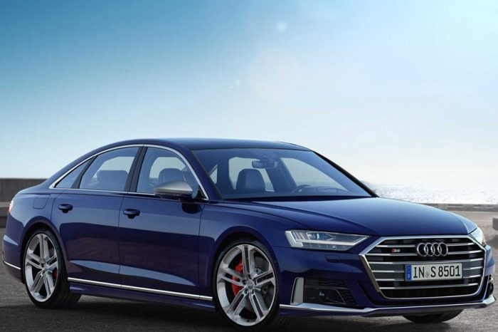 2020 Audi S8帶著563 HP的V8雙渦輪引擎與低調身形正式登場