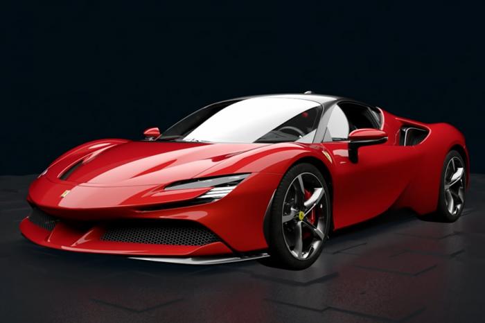 影/986匹馬力Ferrari SF90超跑竟然是前驅車?