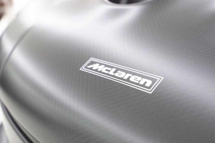 來自加州的裸碳纖維紋路McLaren P1是如此地迷人