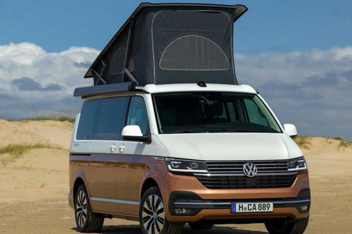 造型小幅修改、更多科技配備!Volkswagen California 6.1露營車正式發表