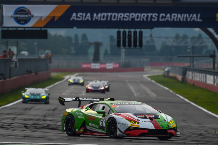 Lamborghini Super Trofeo Asia 陳意凡再獲本賽季Pro組第五勝