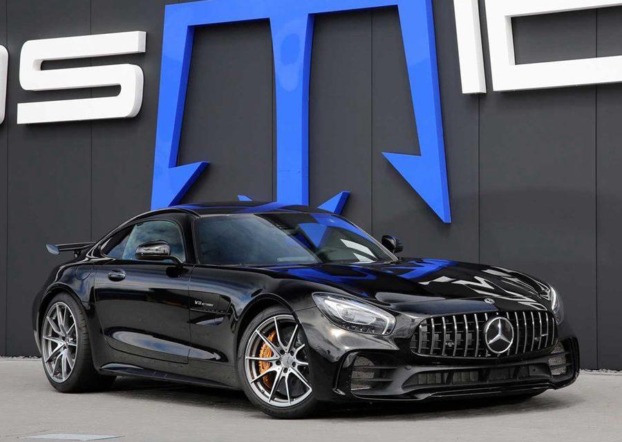 Posaidon先推出880HP的Mercedes-AMG GT R來與未來的Black Series叫陣