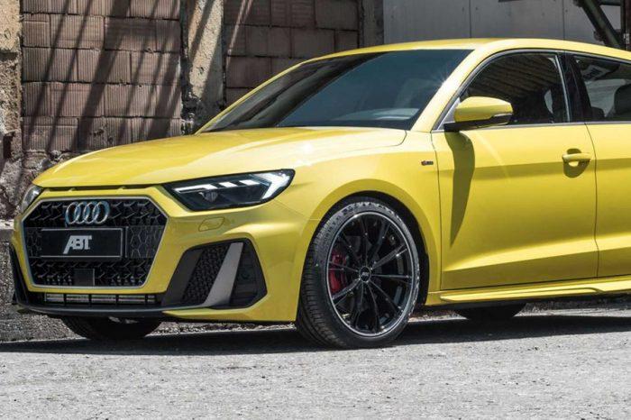 ABT改造後的Audi A1 Sportback雖仍不是S1,但也足夠了