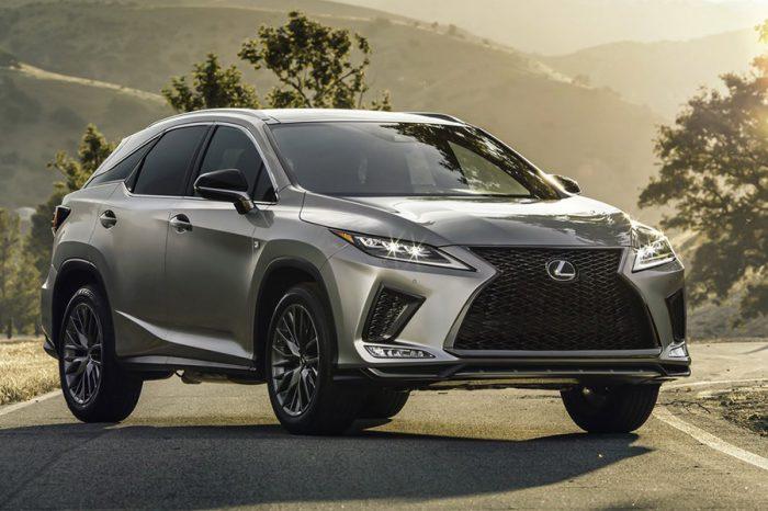 改款Lexus RX台灣上市倒數!安全升級售價小漲