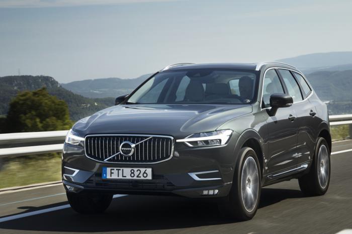 熱銷全球 Volvo XC60 新年式全面升級
