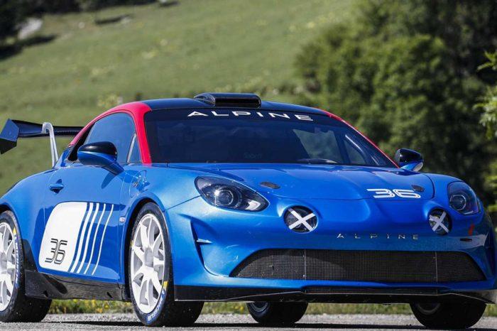 傳奇再現!Alpine推出私人車隊限定的2WD賽車「A110 Rally」