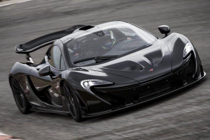 因為重量因素,McLaren現階段將不會推出純電動力超級跑車