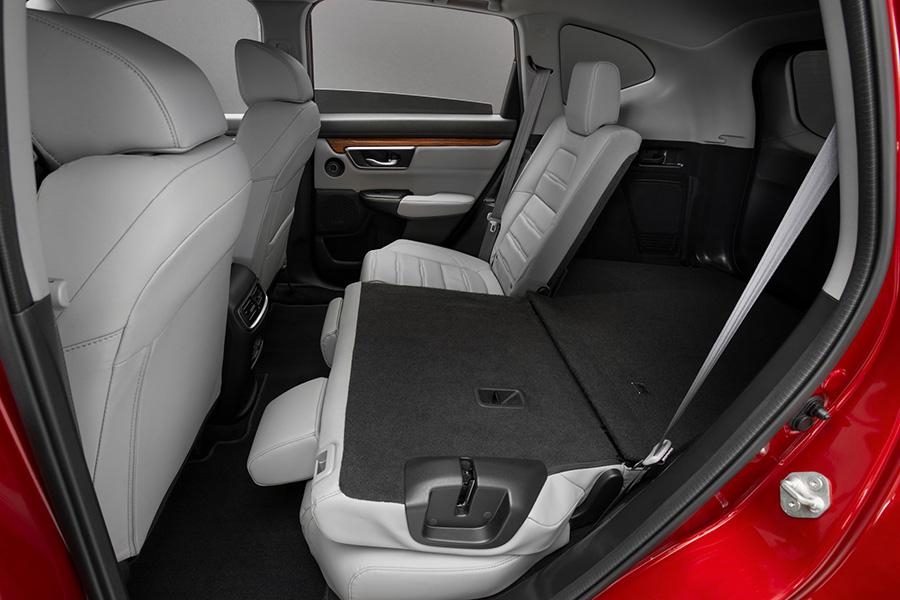 2020 Honda Cr V Hybrid真的更省油 美規車款哪裡不同