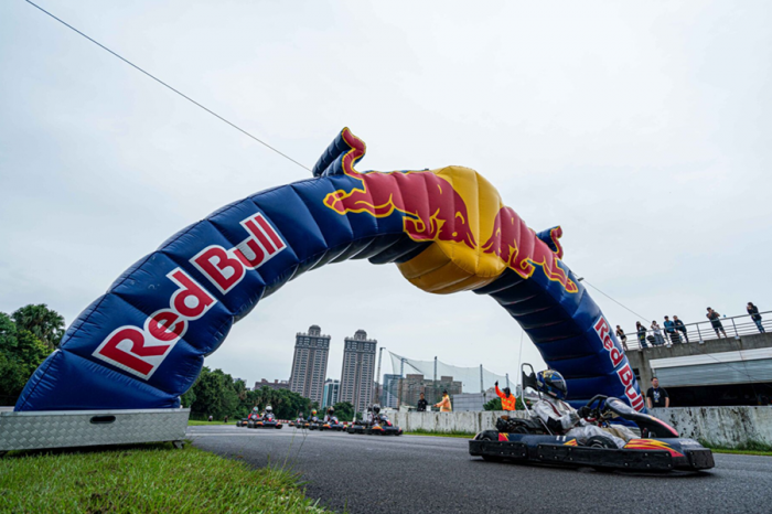 2019 Red Bull Kart Fight 卡丁車大賽 冠軍出爐