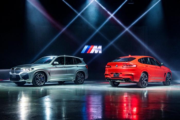 性能看齊純種跑車!全新BMW X3 M 與X4 M Competition極惡上市!
