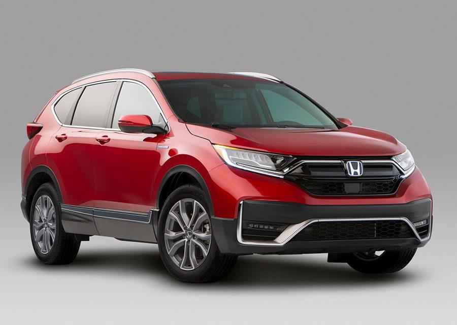 2020 Honda CR-V Hybrid真的更省油? 美規車款哪裡不同?