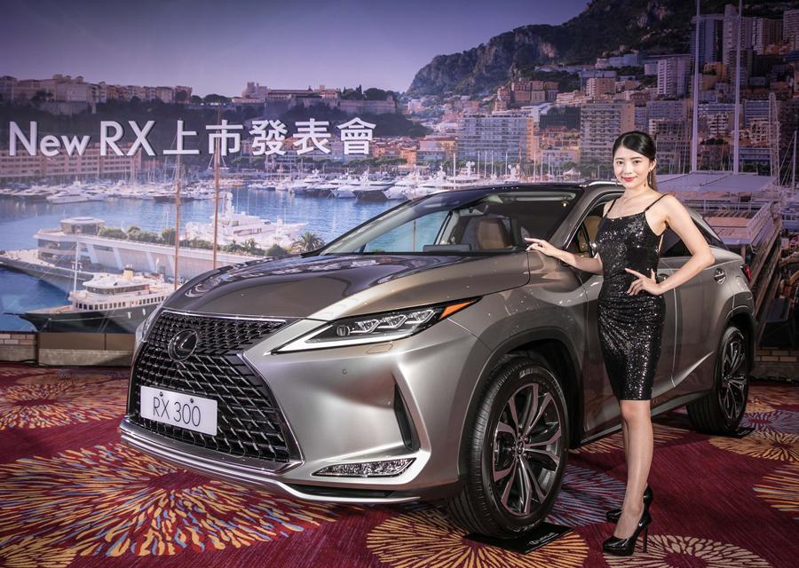 全面升級LSS 2.0智慧輔助駕駛系統 2020年式LEXUS RX改款上市