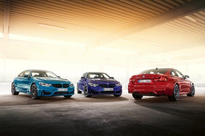 國內僅獲得5輛配額!BMW M4 Edition ///M Heritage上市