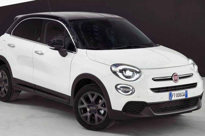 Fiat推出滿載黑色元素的500X 120th Anniversary Edition特別版