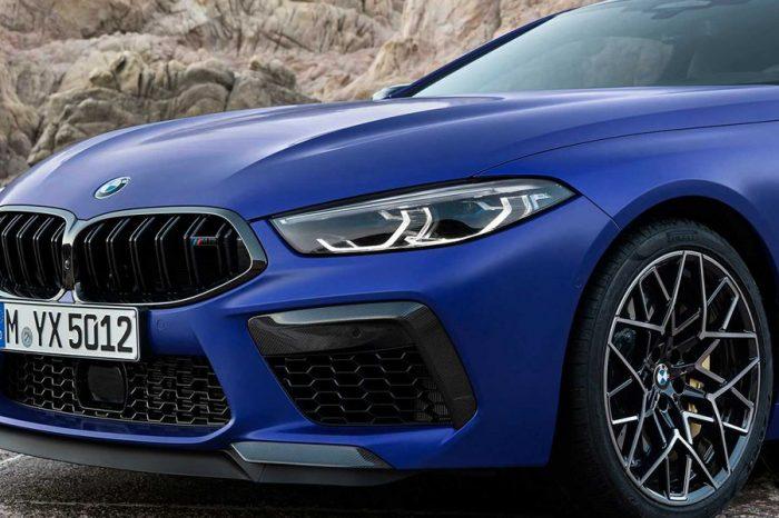 Pirelli推出專為BMW M8所打造的輪胎產品