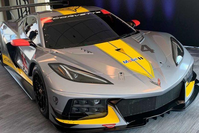 Chevrolet Corvette C8.R的競技V8引擎可能會出現在道路版車款上