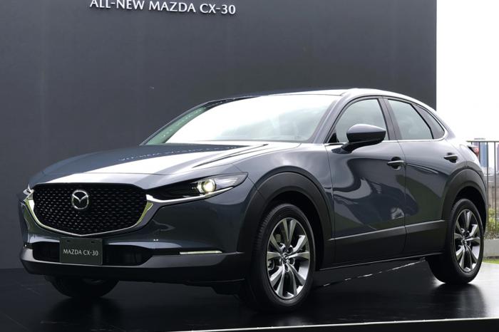 MAZDA CX-30正式在台上市!最終售價89.9萬元起