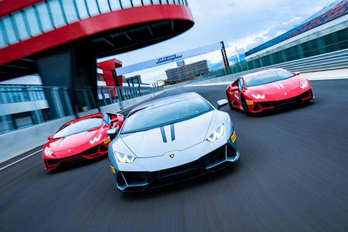 Lamborghini Huracan EVO正式在台發表!敞篷EVO Spyder也來了