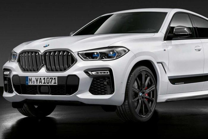 BMW M Performance配件能讓X5 M、X6、X6 M、以及X7更加特別