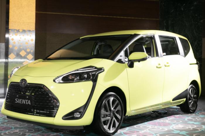 《2019 Toyota Sienta產品介紹》片長慎入!