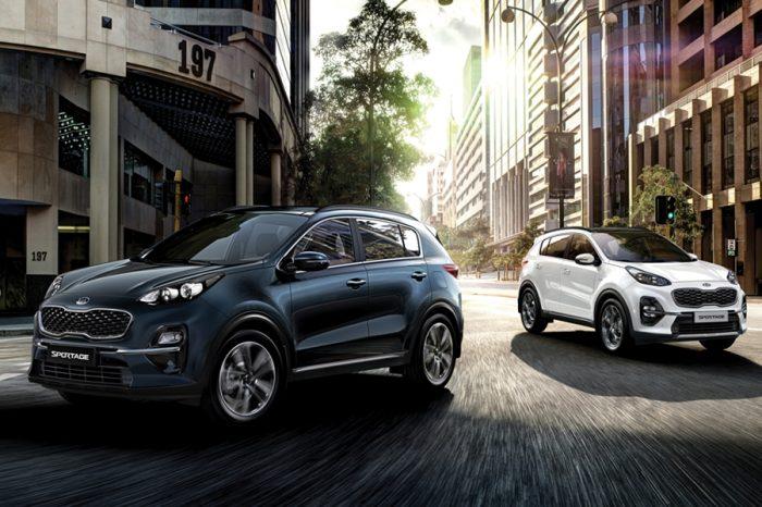歐系進口柴油悍格SUV New Sportage全新上市