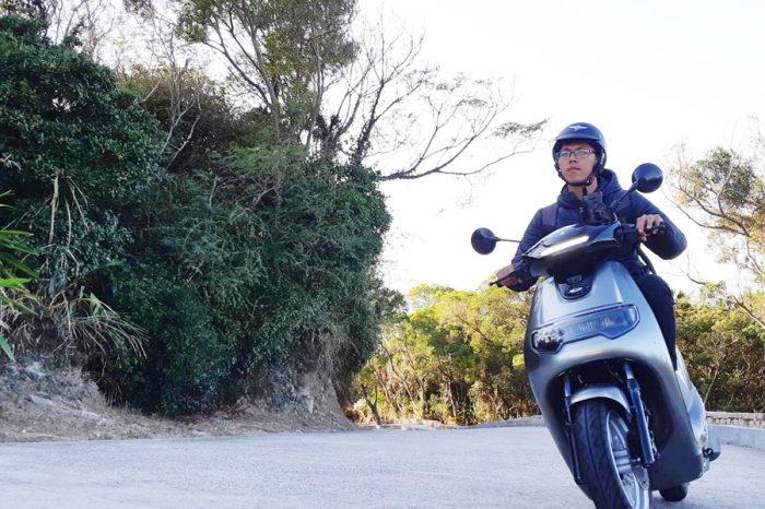 智慧城鄉計畫馬祖先行  eMOVING iE125 打造旅遊新模式