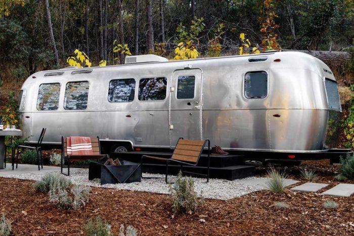 透過AutoCamp,你也能在美國輕鬆享受Airstream的奢華露營體驗