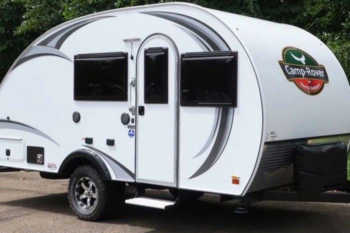 價格合宜、配備完善─2020 Camp Rover露營拖車就是如此令人喜愛