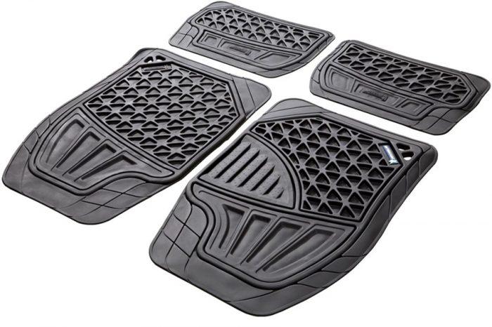 選對防水腳踏墊 提升車內整潔與舒適感