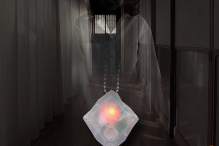 懷疑車上不乾淨?試試 《BAKETAN靈石》鬼魂雷達!