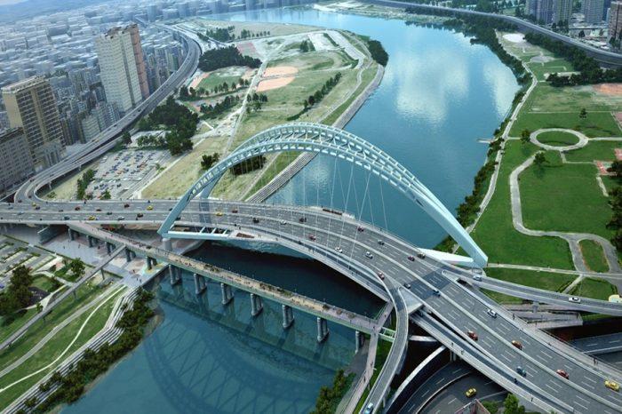 大台北區開車族注意 中正橋將從小年夜開始拆除