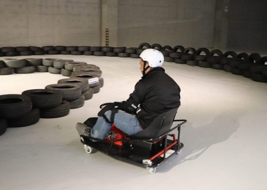 全家可玩!麗寶賽車場打造中部最大室內飄移卡丁車
