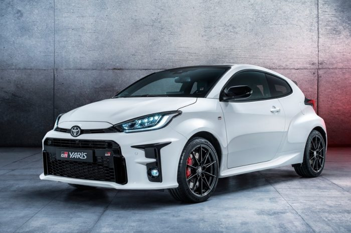 Toyota GR Yaris將成為最理想的迷你鋼砲?