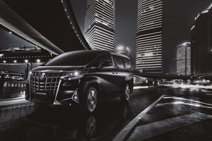 2020年式Toyota Alphard配備陣容更齊!